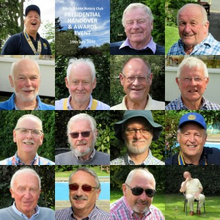 Rotary Club of South Ribble, Lancashire