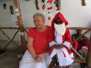 Oh-Oh it's Santa!