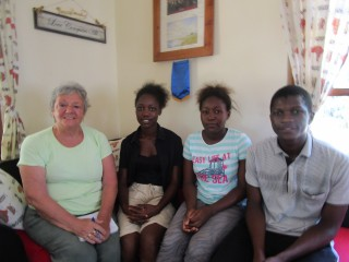 Lovinne, Anne and Michael - Happy House success stories