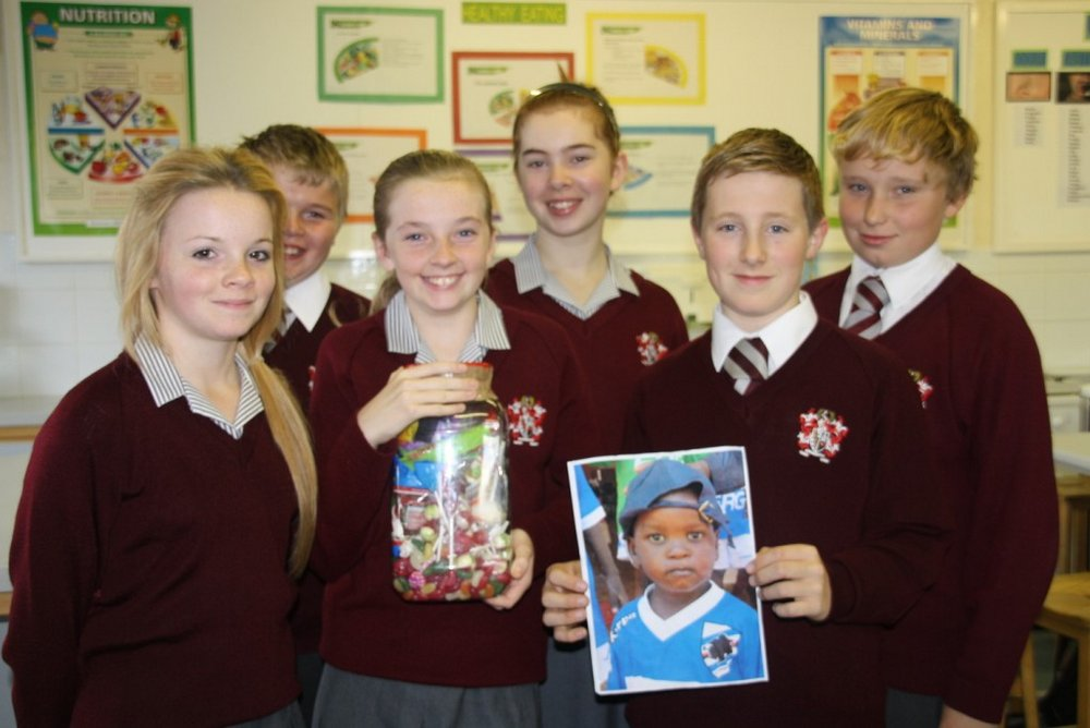 St Aidans love for Linus