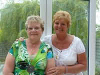 Member of Rukias sponsor family Sheil _Davies and Sue Hayward